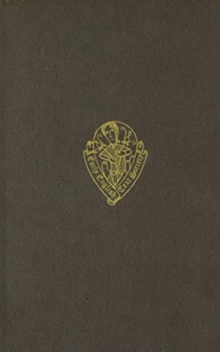 English Mediaeval Lapidaries (Early English Text Society: J. Evans (Editor),