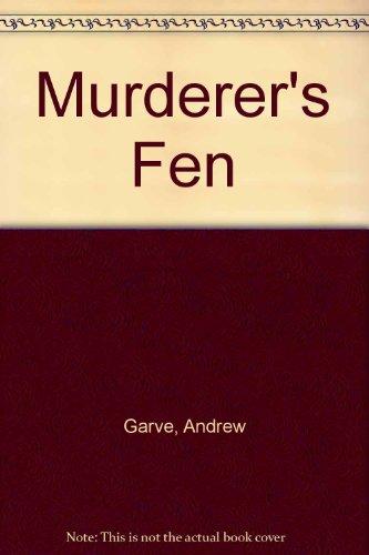9780859972697: Murderer's Fen