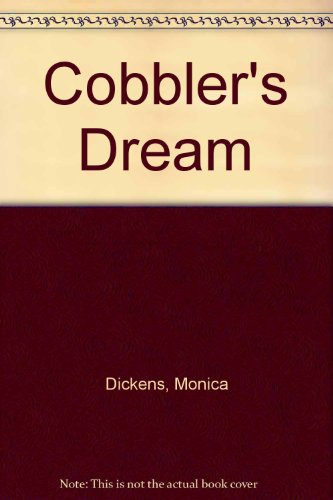 9780859973564: Cobbler's Dream