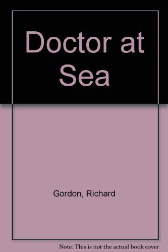 9780859974028: Doctor at Sea
