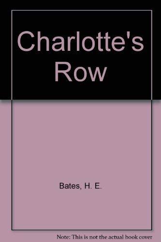 9780859974158: Charlotte's Row