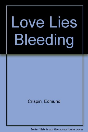 9780859974790: Love Lies Bleeding