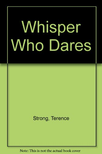 9780859975056: Whisper Who Dares (Firecrest)