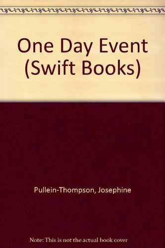 9780859976862: One Day Event (Swift Books)