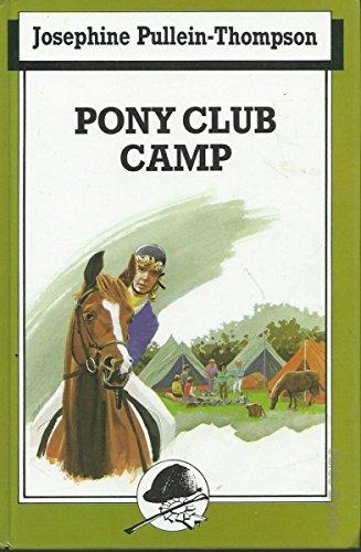 9780859976879: Pony Club Camp (Swift Books)