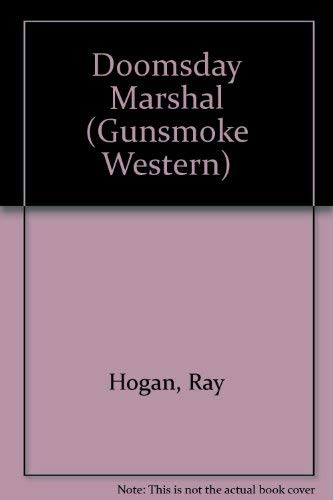 9780859978668: Doomsday Marshal (Gunsmoke Western)