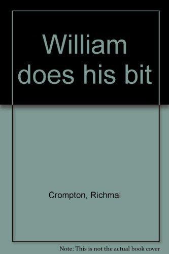 9780859978729: William Does His Bit.