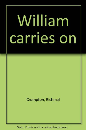 9780859978736: William carries on