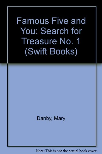 9780859978941: Famous Five and You: Search for Treasure No. 1 (Swift Books)