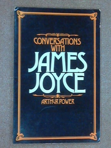 9780860001058: Conversations with James Joyce