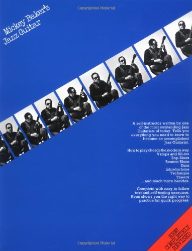 9780860010166: Mickey Baker's Jazz Guitar (Guitar Books)