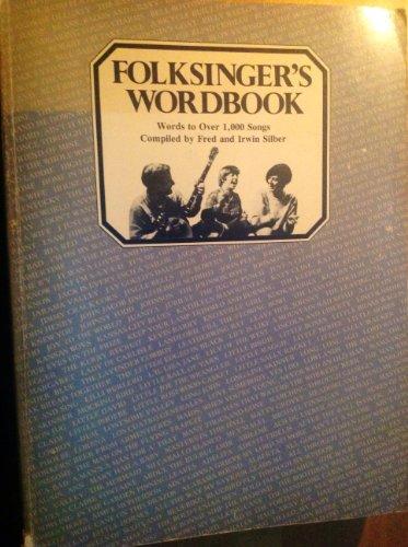 9780860012030: Folk-singers Wordbook
