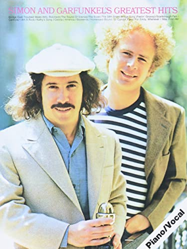 Simon and Garfunkel's Greatest Hits (Piano/Vocal): Paul Simon and