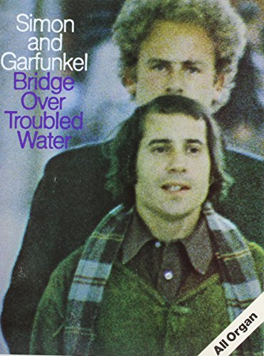 9780860013051: Simon and Garfunkel: Bridge Over Troubled Water (Organ)