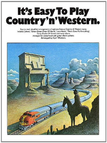 9780860013600: It's Easy to Play Country 'n' Western
