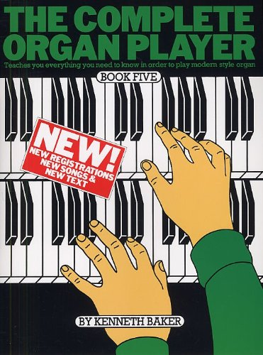 9780860013853: The Complete Organ Player: Book 5