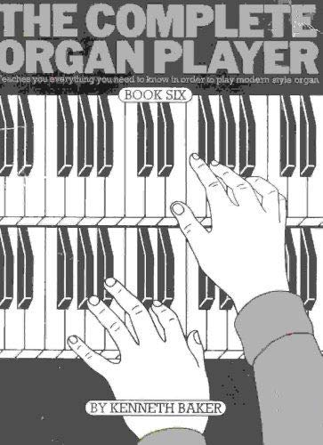 9780860013860: Complete Organ Player 6. E-Orgel