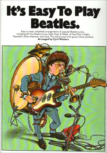 9780860014102: It'S Easy To Play Beatles Volume 1: v. 1