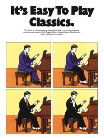 9780860014119: It's Easy to Play Classics