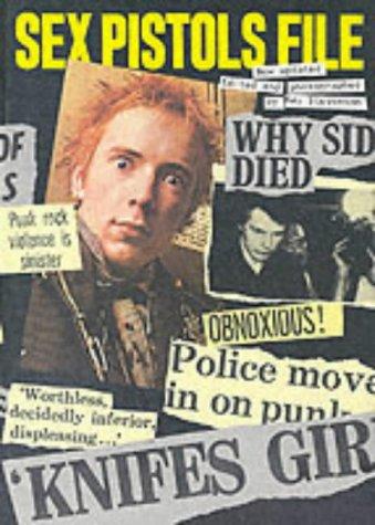 9780860014645: Sex Pistols File
