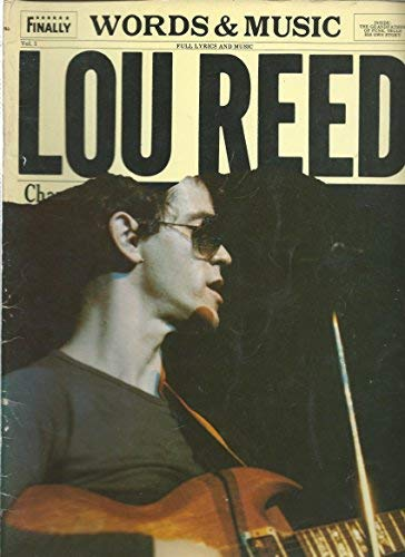 Words & Music: Reed, Lou