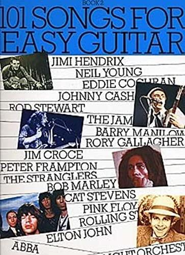9780860016090: 101 Songs For Easy Guitar Book 2 (v. 2)