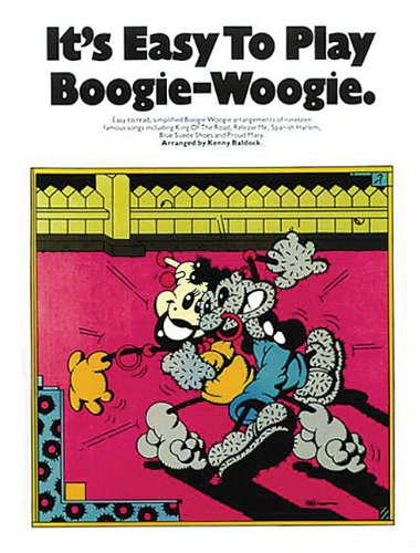 9780860016113: It's Easy to Play Boogie-Woogie