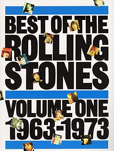 9780860016274: Best of the Rolling Stones 63-73