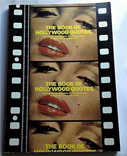 9780860016397: The Book Of Hollywood Quotes