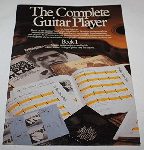The Complete Guitar Player. Book 1.: --