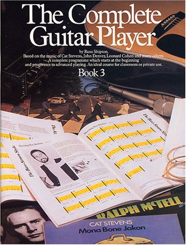 9780860016700: The Complete Guitar Player Book 3