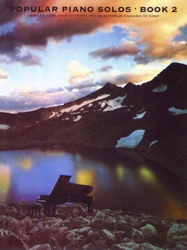 9780860016755: Popular Piano Solos Book 2