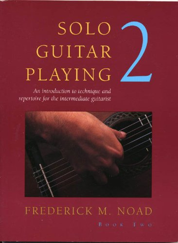 9780860016762: Solo Guitar Playing: Bk. 2