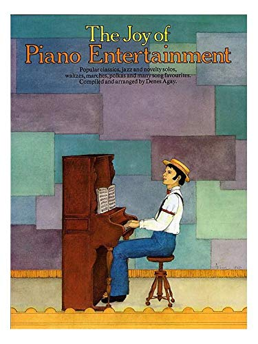 9780860016854: The Joy Of Piano Entertainment (The Joy Books)