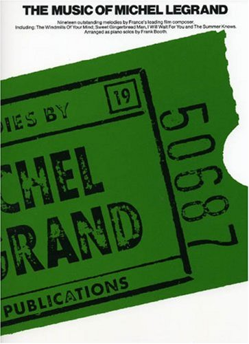9780860017035: The Music of Michel Legrand