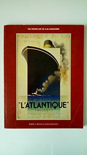 9780860017158: Poster Art of A.M. Cassandre