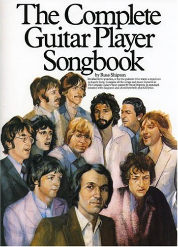 9780860017431: The Complete Guitar Player Songbook