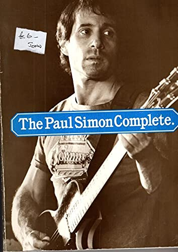 9780860017530: Simon, Paul, Complete