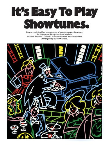 9780860017769: It's Easy to Play Showtunes
