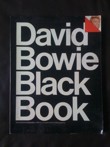 9780860018087: David Bowie Black Book