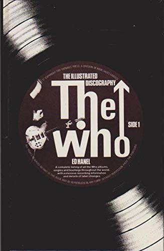 THE WHO the Illustrated Discography