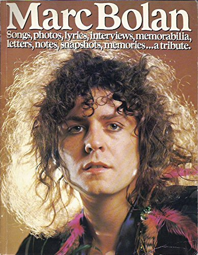 9780860018407: Marc Bolan: A Tribute