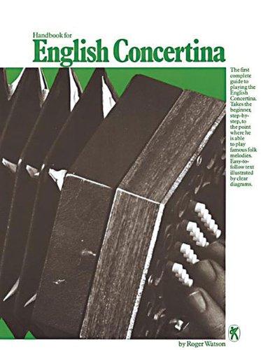 9780860018513: Handbook for English Concertina