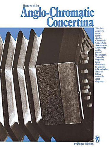 9780860018520: Handbook for Anglo-Chromatic Concertina