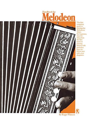 9780860018537: Handbook For Melodeon (Accordion/Melodeon)