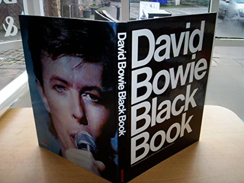 9780860018599: David Bowie Black Book
