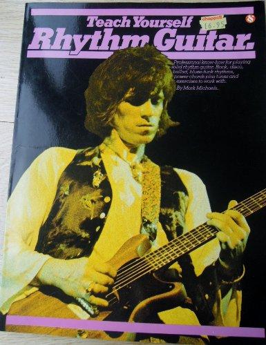9780860018964: Teach Yourself Rhythm Guitar