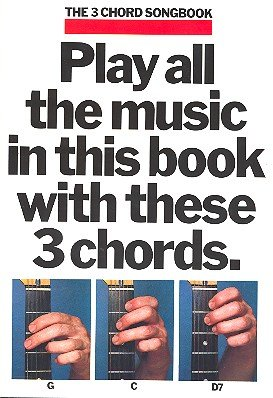 9780860019183: The 3 chord songbook