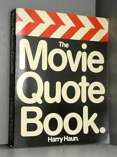 9780860019299: Movie Quote Book