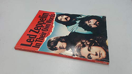 9780860019329: Led Zeppelin In Their Own Words